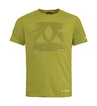 Vaude Gleann - T-Shirt - Herren, Yellow