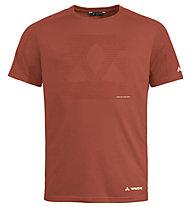Vaude Gleann - T-shirt trekking - uomo, Red