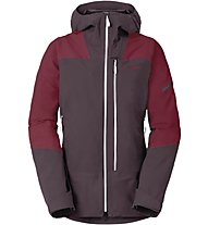 Vaude Golliat 3L Jacket Damen Winterjacke, Red