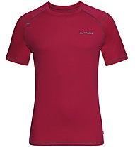 Vaude Hallett - T-Shirt Wandern - Herren, Red