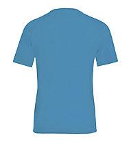 Vaude Hallett - T-Shirt Wandern - Herren, Light Blue/Green