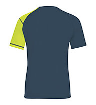 Vaude Hallett - T-Shirt Wandern - Herren, Yellow/Blue