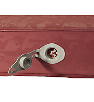 Vaude Hike 9 - materassino isolante, Red
