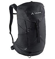 Vaude Jura 18 - zaino escursionismo, Black