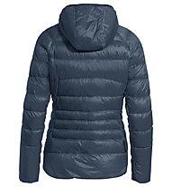 Vaude Kabru Hooded III - giacca in puma - donna, Blue