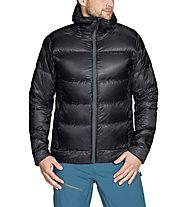 Vaude Kabru Hooded - giacca in piuma - uomo, Black