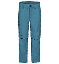 Vaude Detective - Zip-Off-Wander- und Trekkinghose - Kinder, Blue