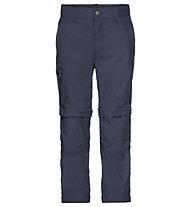 Vaude Detective - Zip-Off-Wander- und Trekkinghose - Kinder, Dark Blue