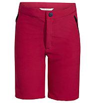Vaude Badile - Trekkinghosen kurz - Kinder, Pink