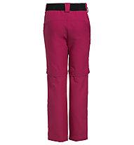 Vaude Detective Stretch - Zip-Off-Hose - Kinder, Pink
