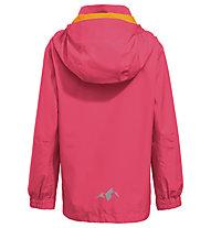Vaude Escape Light - giacca hardshell - bambino, Pink