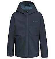 Vaude Kinich - giacca softshell - bambini, Blue