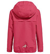 Vaude Turaco - giacca hardshell - bambino, Pink