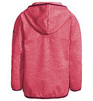 Vaude Kikimora - giacca in pile - bambino, Pink