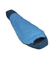 Vaude Kobel Adjust 500 Syn - Kunstfaserschlafsack - Kinder, Blue