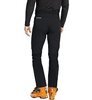 Vaude Larice Light - pantaloni sci alpinismo - uomo, Black