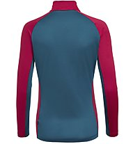 Vaude Larice Light - felpa in pile - donna, Pink/Blue