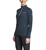 Vaude Larice Light - Pullover Skitouren - Damen, Dark Blue