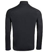Vaude Larice Light - Fleecepullover mit Reißverschluss - Herren, Black