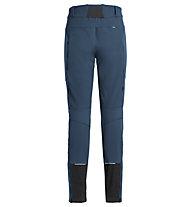 Vaude Larice III - pantaloni softshell - uomo, Blue/Black