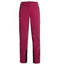 Vaude Larice III - Skitourenhose - Damen, Red
