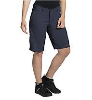 Vaude Ledro Shorts - Radhose MTB - Damen, Blue