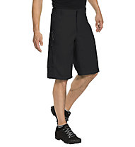 Vaude Ledro Shorts - Radhose - Herren, Black