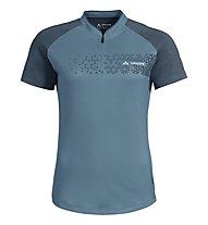 Vaude Ligure - Radtrikot MTB - Damen, Blue/Grey