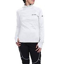 Vaude Livigno - Fleecepullover mit Reißverschluss - Damen, White