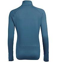 Vaude Livigno - Fleecepullover mit Reißverschluss - Damen, Blue