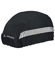 Vaude Luminum - copricasco bici, Black