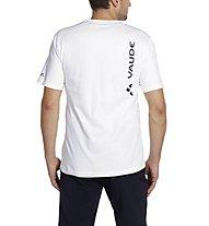 Vaude M Brand - T-shirt - Herren, White