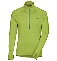 Vaude Livigno Halfzip - Fleecepullover - Herren, Light Green