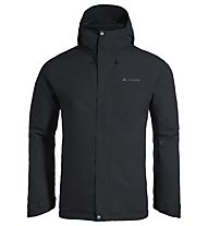 Vaude M Rosemoor Padded - giacca con cappuccio - uomo, Black