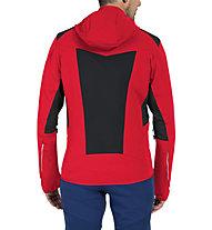 Vaude Larice IV - Skitourenjacke - Herren, Black/Red