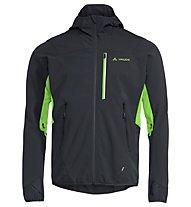 Vaude Larice IV - Skitourenjacke - Herren, Black/Green