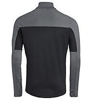 Vaude Livigno Halfzip II - Pullover - Herren, Grey