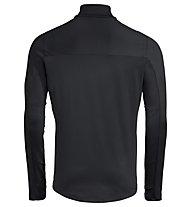 Vaude Livigno Halfzip II - Pullover - Herren, Black