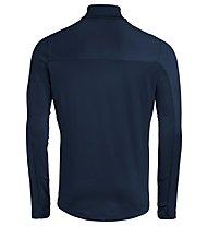 Vaude Livigno Halfzip II - Pullover - Herren, Dark Blue