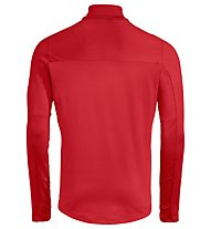 Vaude Livigno Halfzip II - Pullover - Herren, Red