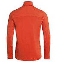 Vaude Livigno Halfzip II - Pullover - Herren, Orange