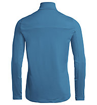 Vaude Livigno Halfzip II - Pullover - Herren, Light Blue/Blue