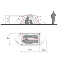 Vaude Mark L 2P - Tenda da 2 persone