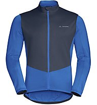 Vaude Men's Matera IV - Radtrikot Langarm - Herren, Light Blue