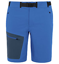 Vaude Badile - kurze Wander- und Trekkinghose - Herren, Light Blue