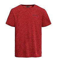 Vaude Essential - t-shirt - uomo, Red