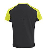 Vaude Scopi - t-shirt - uomo, Yellow/Black