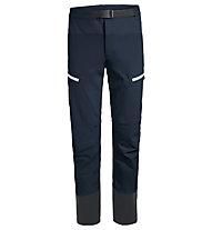 Vaude M Shuksan Hybrid - pantaloni scialpinismo - uomo, Dark Blue