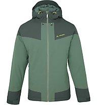 Vaude Me Sobrado Jkt - giacca PrimaLoft con cappuccio - uomo, Green