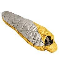 Vaude Meglis 700 - Synthetikschlafsack, Yellow/Grey